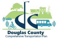 Douglas County Comprehensive Transportation Plan logo